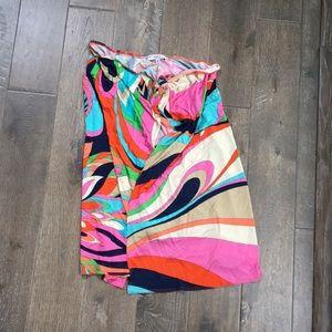 Trina Turk sarong sz small